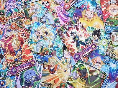 Lot 100 Cards Dragon Ball HEROES Common Trading Cards Random Pack Japan