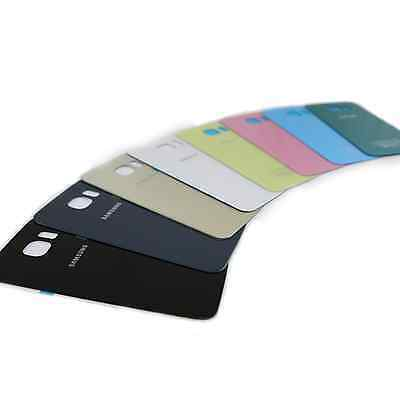 Glass Back cover Battery Door housing for Samsung Galaxy S6 / S6 Edge