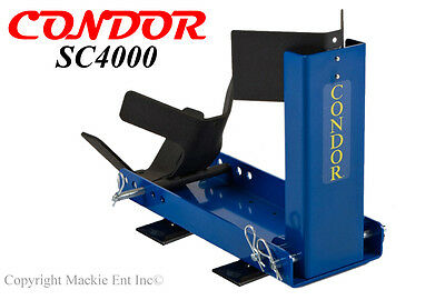 CONDOR - SCC4000 - Motorcycle Wheel Chocks / Scooter and Sport Bike Chock
