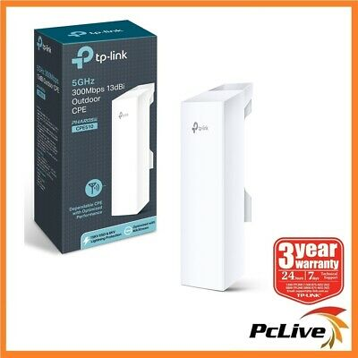 TP-Link CPE510 5Ghz 300Mbps 13dBi Outdoor CPE Wireless Access Point AP Repeater