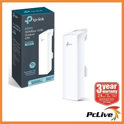 TP-Link CPE510 5Ghz 300Mbps 13dBi Outdoor Wireless Access Point Long Range CPE