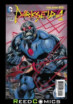 JUSTICE LEAGUE #23.1 DARKSEID 3D MOTION VARIANT COVER Comes Bagged and Boarded