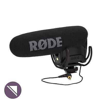 Rode VideoMic Pro R Professional On-Camera Video Microphone