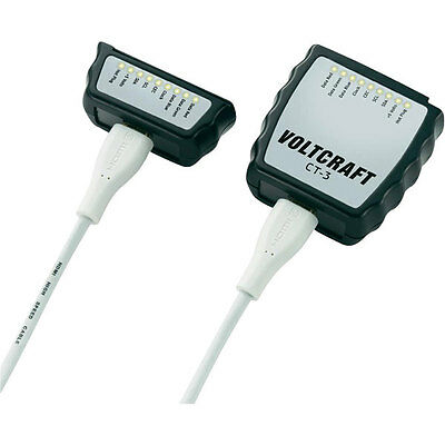 Voltcraft CT-3 HDMI Cable Tester Receiver Transmitter Lead