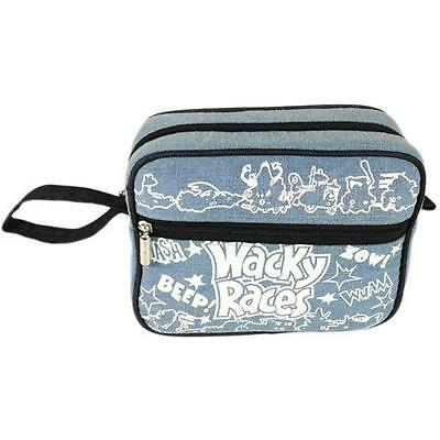 Penelope Pitstop - Wacky Races Fully Lined Canvas Toiletries Bag / Washbag - New