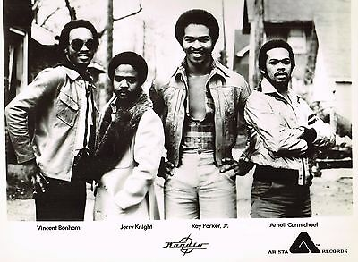 Ray Parker, Jr. and Raydio - Original RAYDIO Publicity Photo - 1978