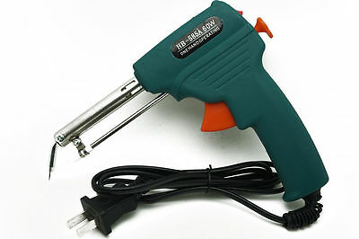 220V 60W Automatic Feed Soldering Iron Gun Solder Tin Welding Self Feeding