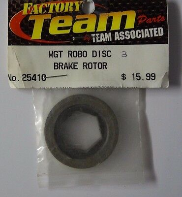 Associated 25410 Mgt Robo Disc Brake Rotor, Nib