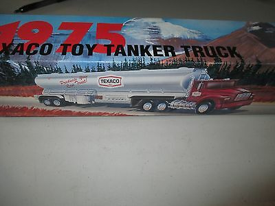 1975 Texaco Toy Tanker Truck 1995 edition