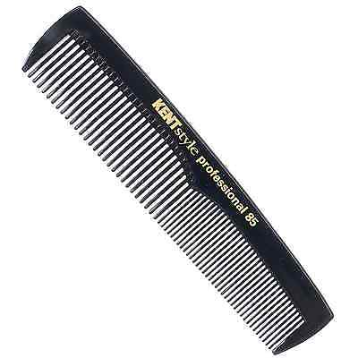 Kent SPC85 128mm Professional Styling Pocket Comb - Antistatic Unbreakable,