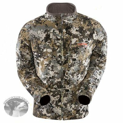sitka gear Celsius Jacket elevated Forest EL2 outer layer whitetail 30033