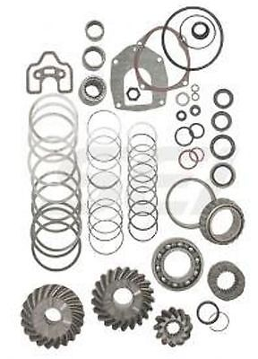 Mercury GEAR REPAIR KIT 70-125 HP 3 & 4 2.33:1 gear ratio cylinder lower unit EI