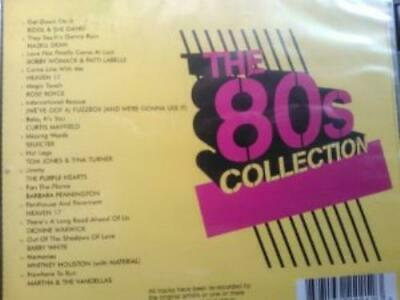 Various Artists : The 80s Collection CD