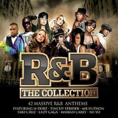Various Artists : R&B Collection 2010 CD (2009)