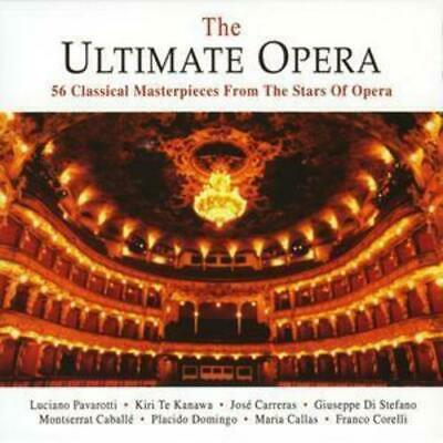 Various Artists : Ultimate Opera CD (2003)