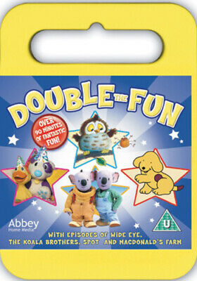 Double The Fun DVD (2007) cert U Value Guaranteed from eBay's biggest seller!