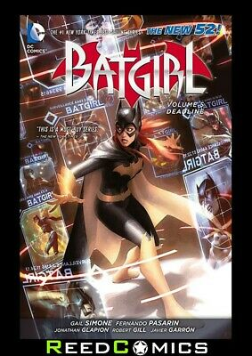BATGIRL VOLUME 5 DEADLINE GRAPHIC NOVEL New Paperback Collects Issues #27-34