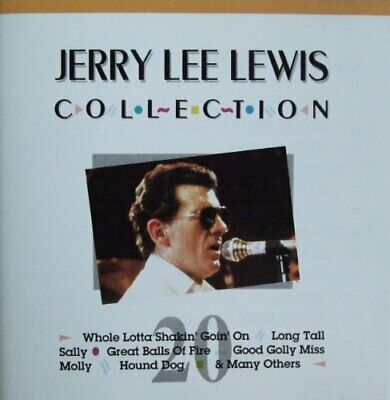 Jerry Lee Lewis : Collection CD