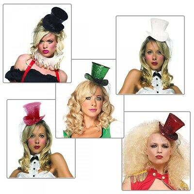 Mini Top Hat Halloween Fancy Dress Costume Accessory