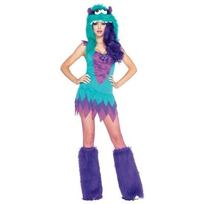 Monster Costume Adult Funny Halloween Fancy Dress