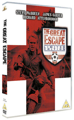 The Great Escape: World Cup Special Edition DVD (2010) Steve McQueen