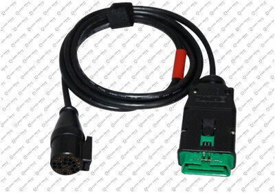OBD2 Cable PSA Multiplexer Citroen Peugeot Diagnostic 9780.Z5 Lexia PP2000 --UK