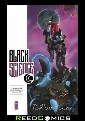 BLACK SCIENCE VOLUME 1 HOW TO FALL FOREVER GRAPHIC NOVEL New Paperback #1-6