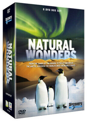 Natural Wonders DVD (2008) cert E 8 discs Highly Rated eBay Seller, Great Prices