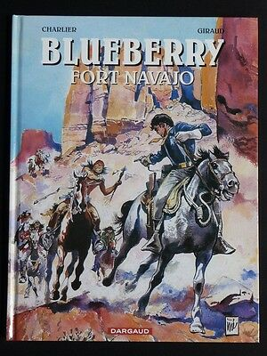BLUEBERRY tome 1 Fort Navajo TBE