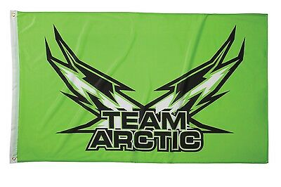 2017 Lime Green Team Arctic Cat Flag 3' x 5' 5263-007
