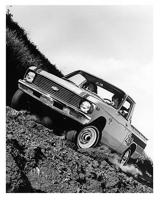 1980 Chevrolet LUV Truck Factory Photo ca2235