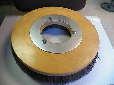 New No Name Floor Stripper Scrubber Sweeper Pad Brush 15 1/2""