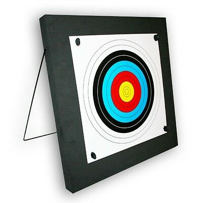 Foam Shooting Target For Archery With Ali Built In Stand Anglo Arms