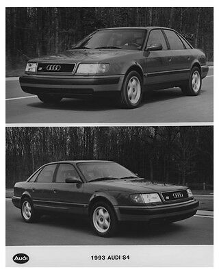 1993 Audi S4 Automobile Photo Poster zch7582