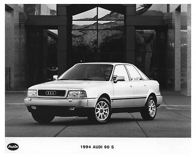 1994 Audi 90 S Automobile Photo Poster zch7590