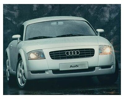 1995 Audi TT Coupe Automobile Photo Poster zch7617
