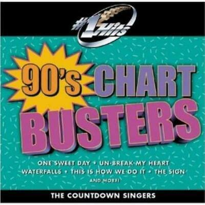 Various Artists : Hot Hits: 90s Chartbusters CD