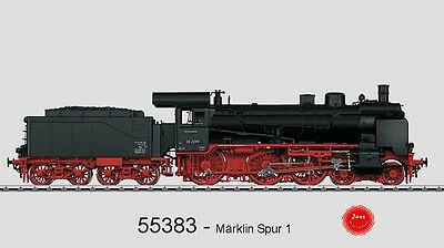Märklin 55383 Steam Locomotive BR 38.10 the DB Mfx Sound Metal Model #New
