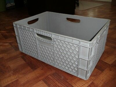New Injection Mold 1 Cav Industrial Crate