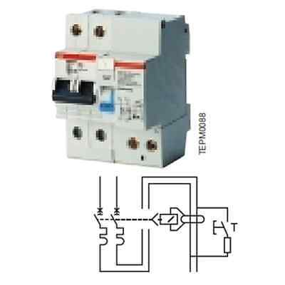 Abb Ey 024 2 Ds642P Interruttore Differenziale Magnetotermico 20A 30Ma 4,5Ka