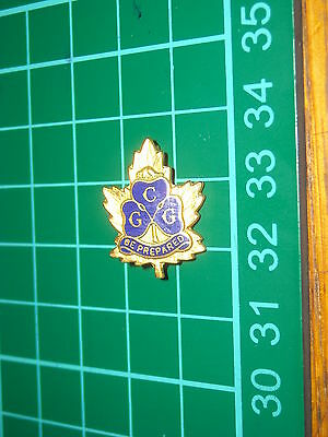 boy scout pin badge antico cgg be prepared