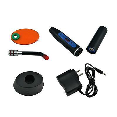 Dentistry Dental 5W Wireless Cordless LED Curing Light Lamp 1500mw high quality