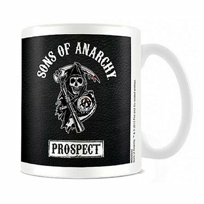 Sons of Anarchy Prospect Ceramic Mug In Gift Box Licensed