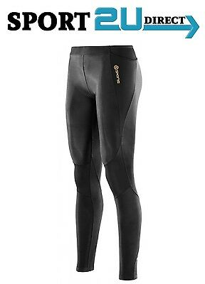 [bargain] Skins Compression A400 Womens Long Tights ( Black ) | NEW!