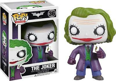 Batman - The Dark Knight - The Joker Pop! Vinyl Figure * NEW Funko