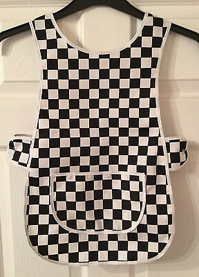 Wholesale Job Lot 10 Brand New Kids Childrens Tabards Aprons Black White Craft
