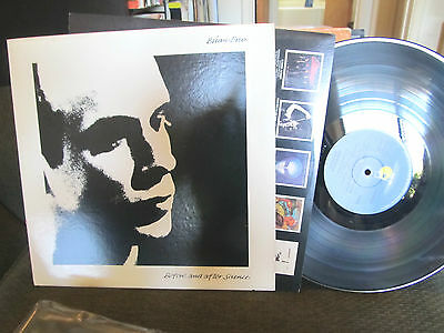 BRIAN ENO Before and After Science ISLAND LP Island ILPS-9478 EX/NM roxy music !