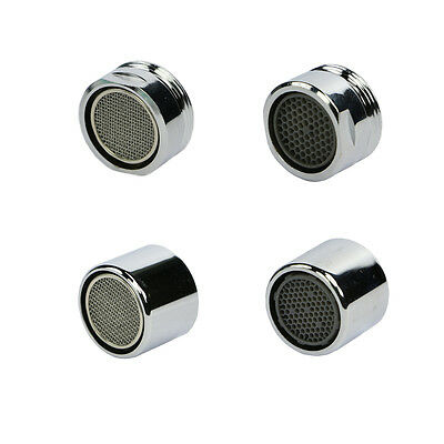 Male Female Chrome Tap Aerator for Kitchen Basin Tap-spout end diffuser filter
