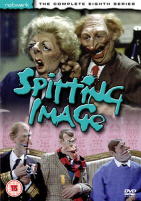 Spitting Image: The Complete Eighth Series DVD (2009) Matt Forrest ***NEW***