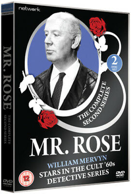 Mr Rose: The Complete Second Series DVD (2012) William Mervyn ***NEW***